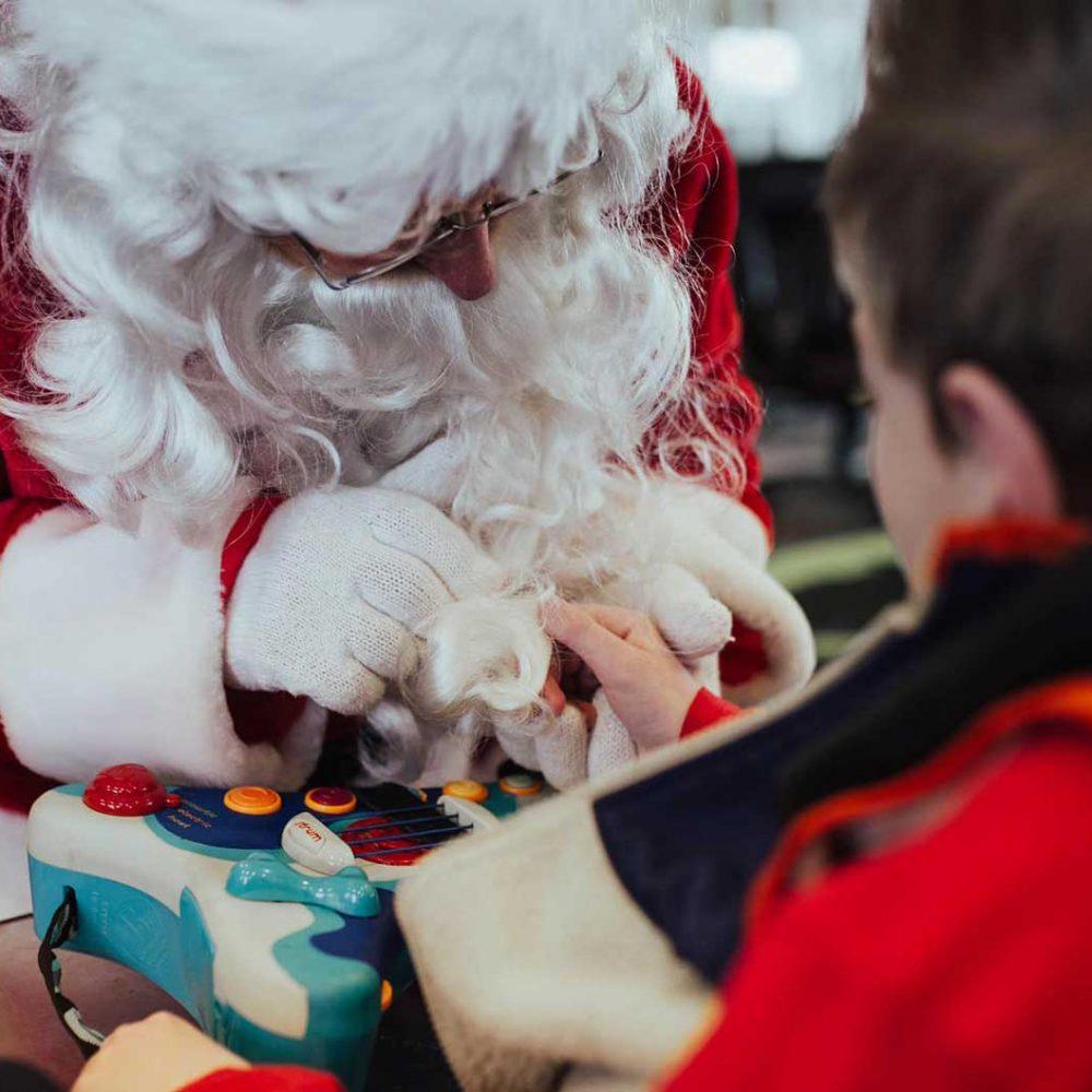 Request a Santa Visit